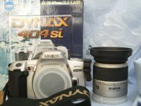 ' 404si   BOXED Outfit  ' Minolta Dynax 404si   SLR Camera Boxed + 28-80mm Lens  £22.99